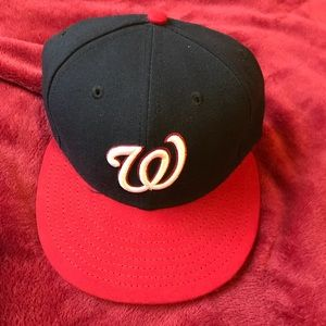 🔥Like New🔥 Washington Nationals Fitted - 7 1/4